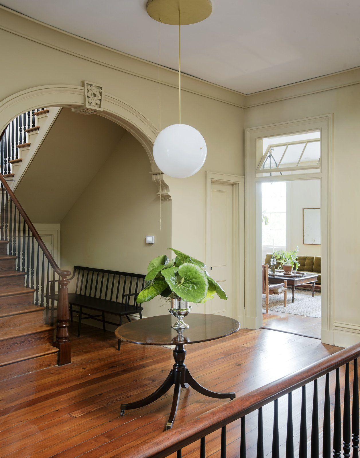 16 Row House Interior Design Ideas: Photo 9 Of 21 In An Old Charleston Row House Is Elegantly Modernized…