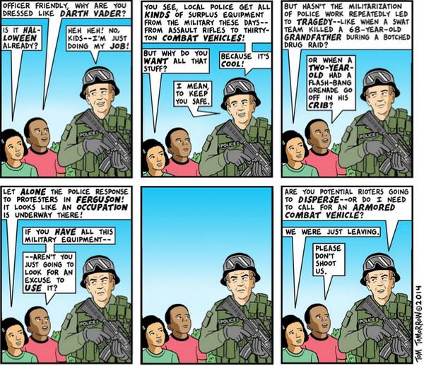 A Cartoon, Cartoon, New Community
