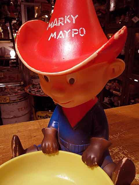 Marky Maypo - he clung to your bowl of hot cereal!