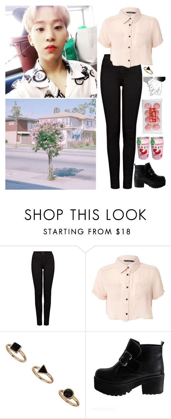"""""""Untitled #856"""" by oned-rita3 ❤ liked on Polyvore featuring J Brand and Miso"""
