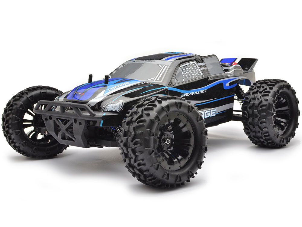 FTX Carnage 1/10 4WD Brushless Truggy RTR Waterproof