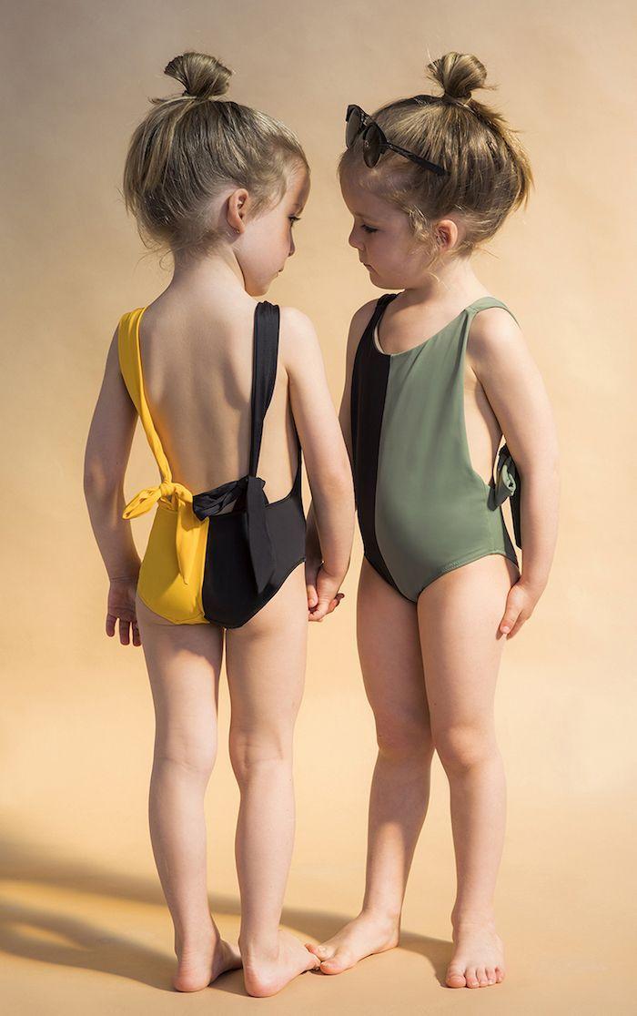 Bqueenie Banadores Para Nina Bqueenie Moda Bano Infantil