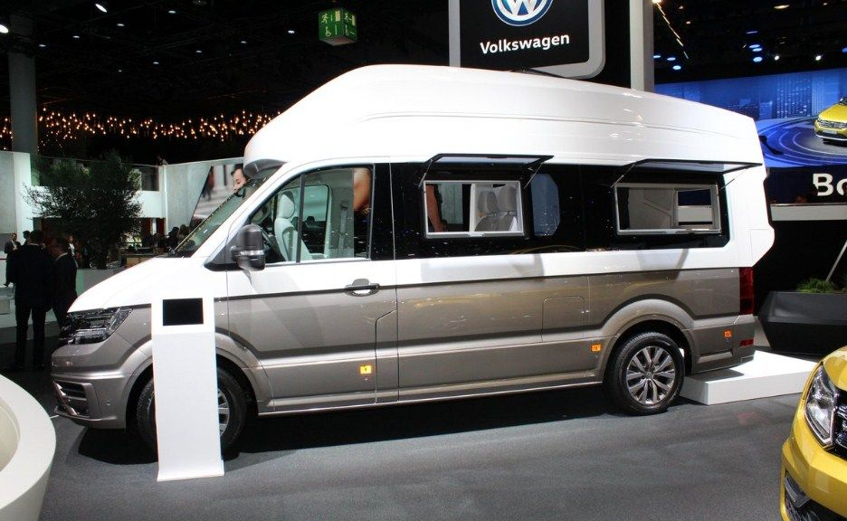 2020 Volkswagen California Xxl Camper Concept Price And Review
