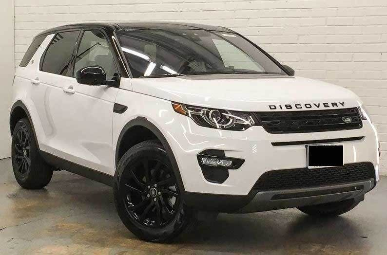 Land Rover Discovery Sport Luxury 2019 price