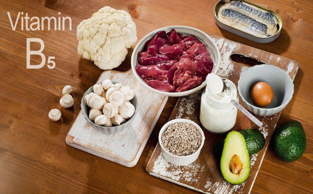 Pantothensäure wichtig für den Stoffwechsel - Vitaes..