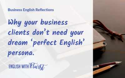 Business English Blog