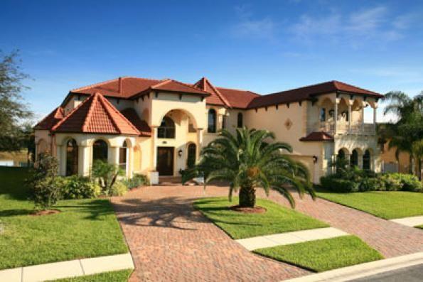 8 Bedroom Orlando, Formosa Gardens Lakefront Villa near Disney   Top ...