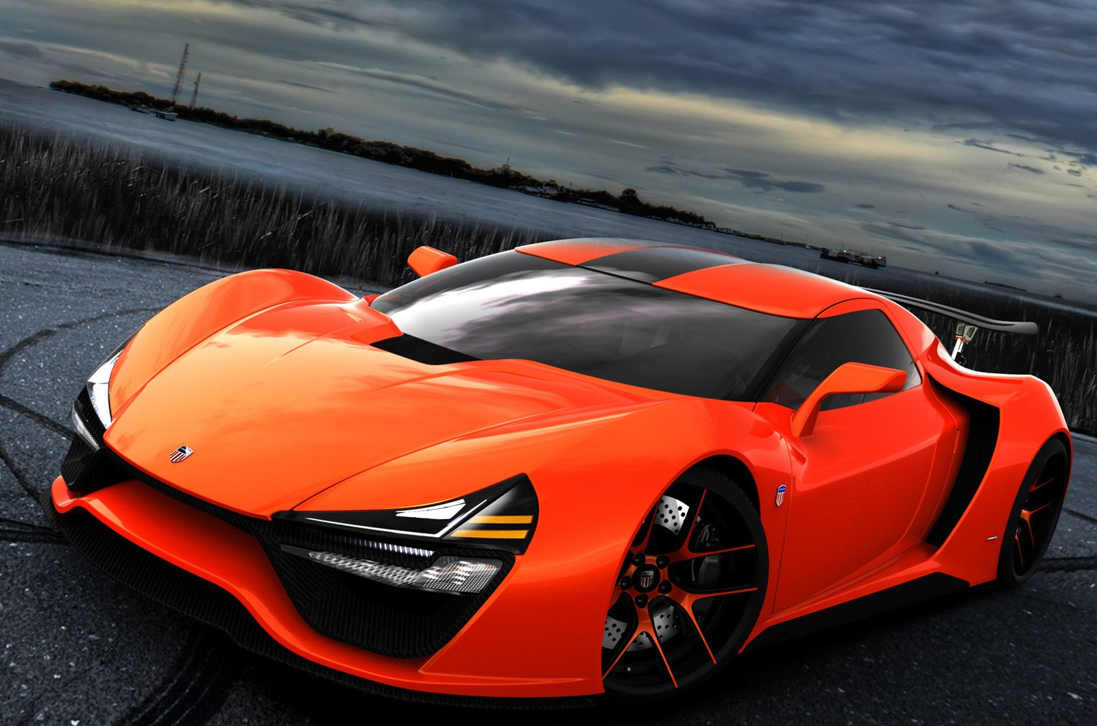 2 000 Hp Trion Nemesis To Enter Production In 2016 Trion New Sports Cars Sports Car