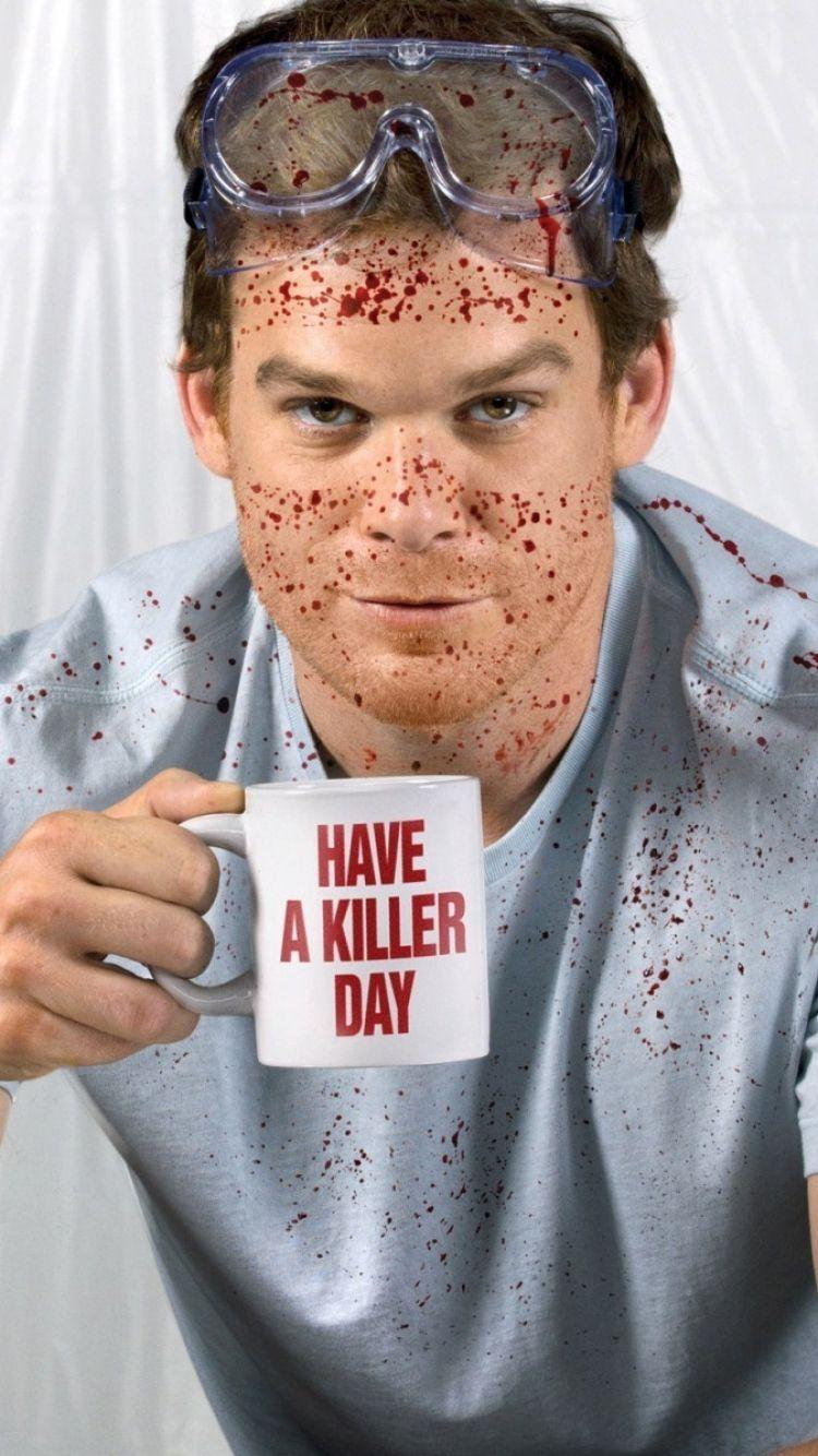 Dexter Iphone Wallpapers Dexter Sinema Film
