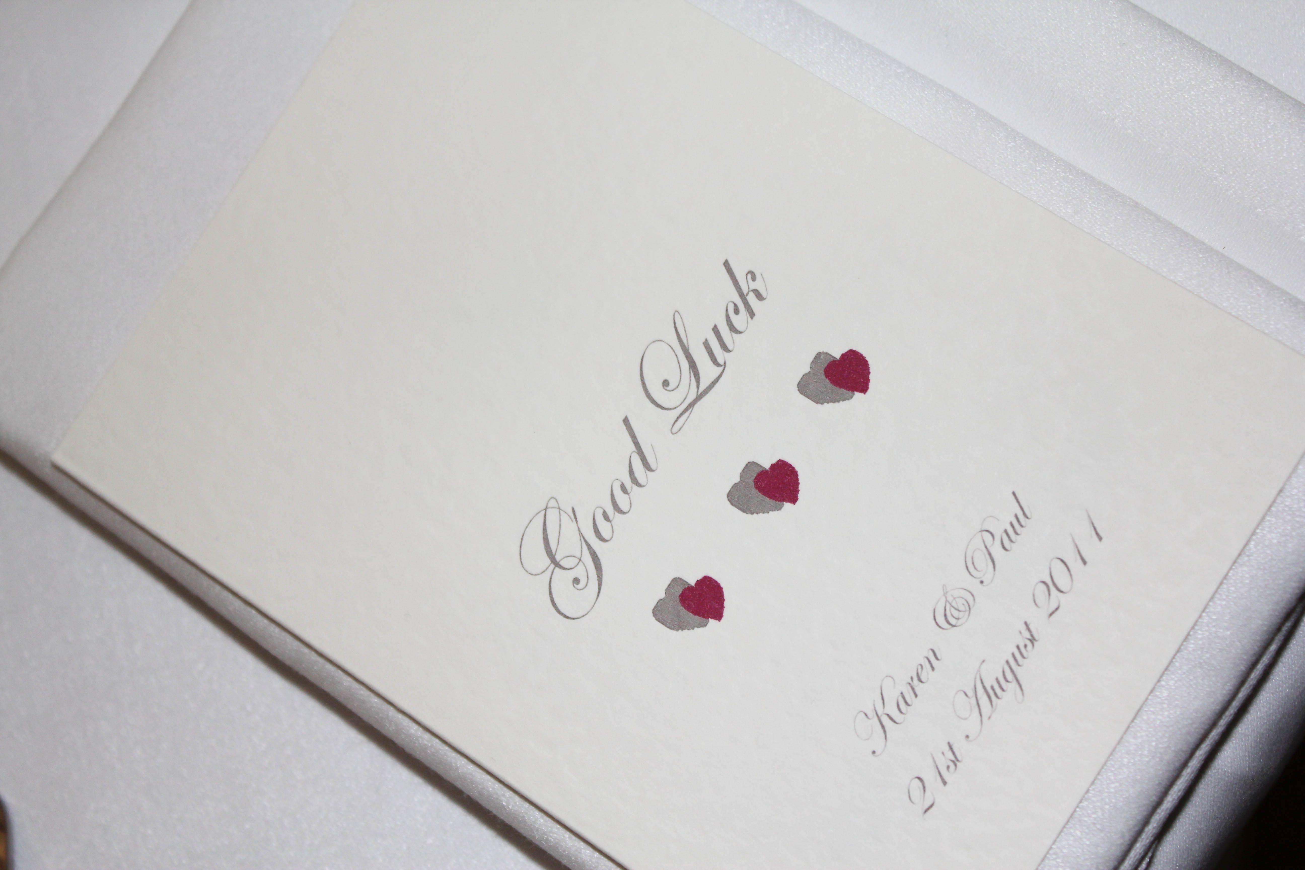 Wedding favour - lottery ticket | Wedding ideas | Pinterest ...