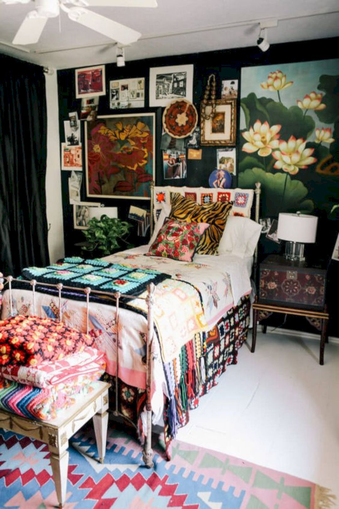 Bon 16 Inspiring Room Decoration Ideas To Bring Out Eclectic Feels At Home