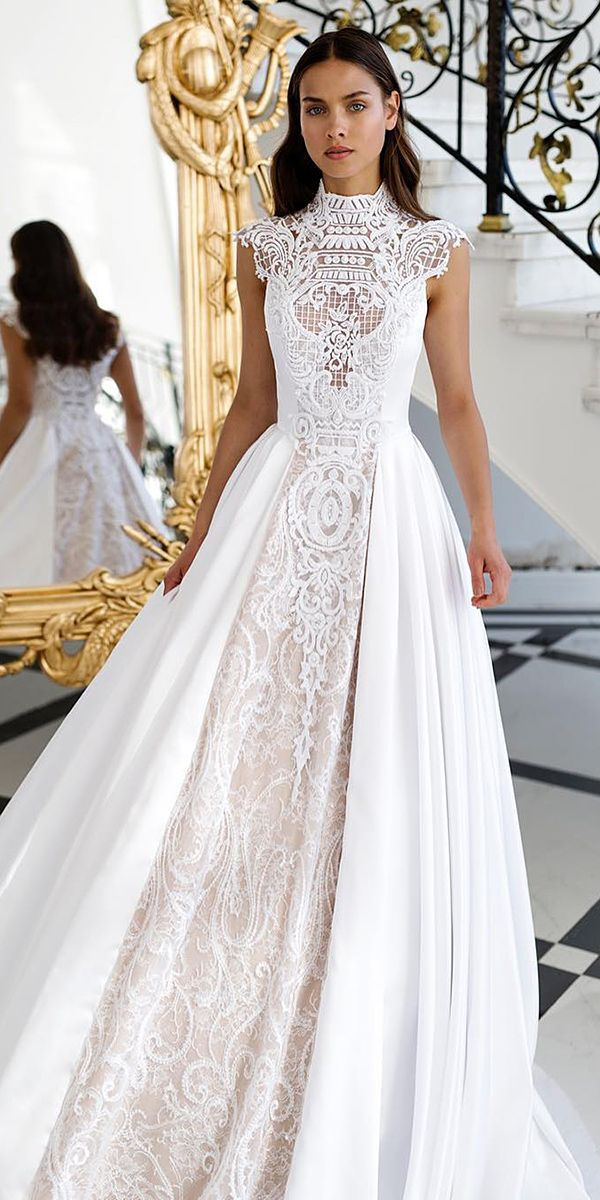 21 Most Wanted White Elegant Gowns Wedding dress couture
