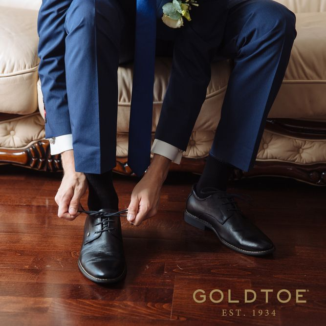 68a099bf3174 You'll look classier than ever for prom in a fresh pair of classic black  Gold Toe Dress Socks. Dress to impress in Gold Toe at JCPenney.