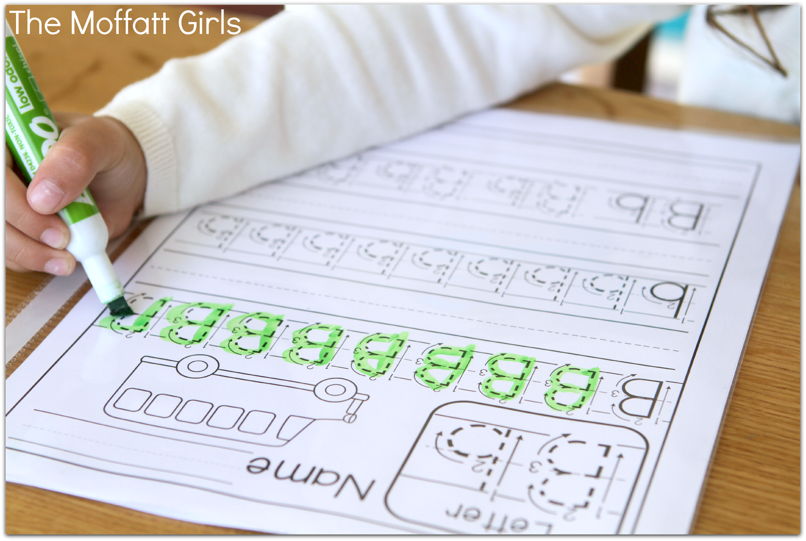 Free Free Free A Z Handwriting Sheets Just Print Place