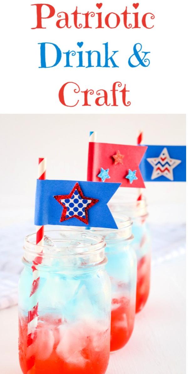 Patriotic Drink and Craft Recipe Patriotic drinks