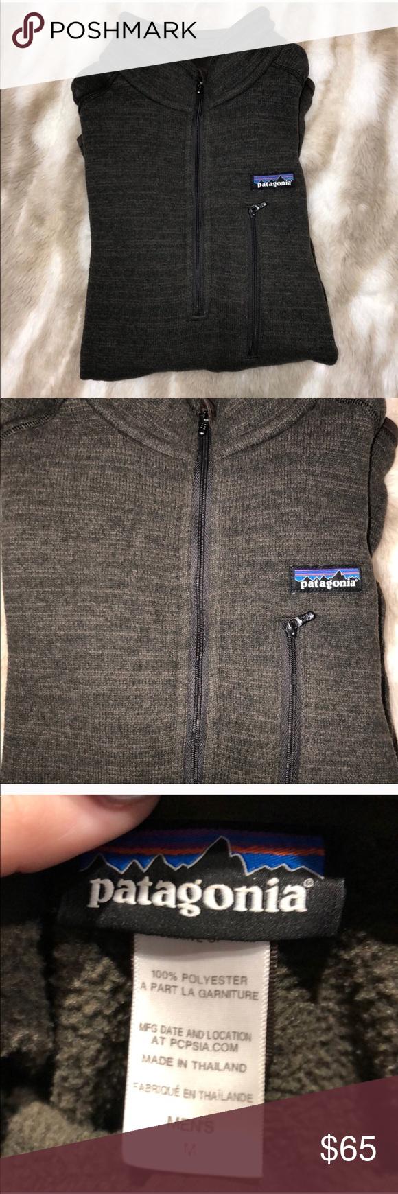 Patagonia better sweater fleece zip patagonia patagonia