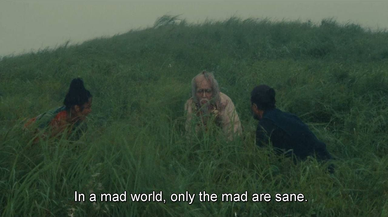 Ran (1985) By Akira Kurosawa (With images) | Cutie quote. Film quotes. Mind thoughts