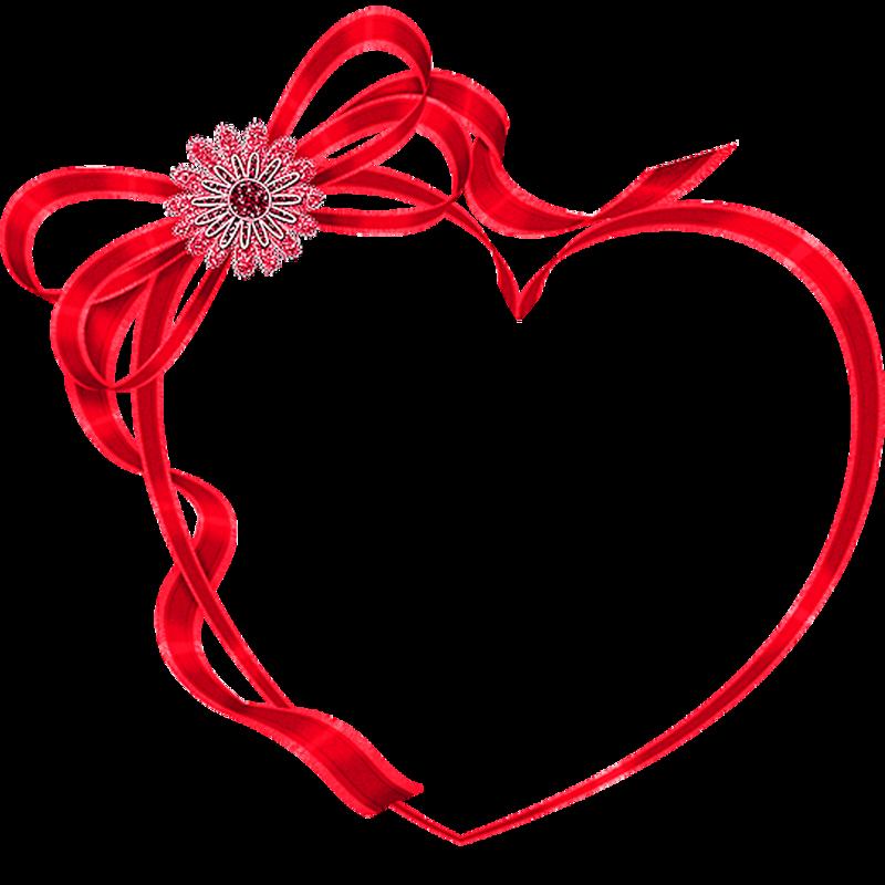 выборе картинка сердце с бантиком человека
