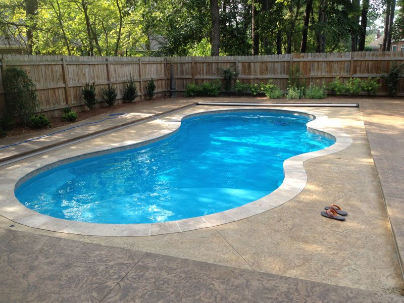 Swimming pool nc raleigh apex dunn in ground for Pool design raleigh nc