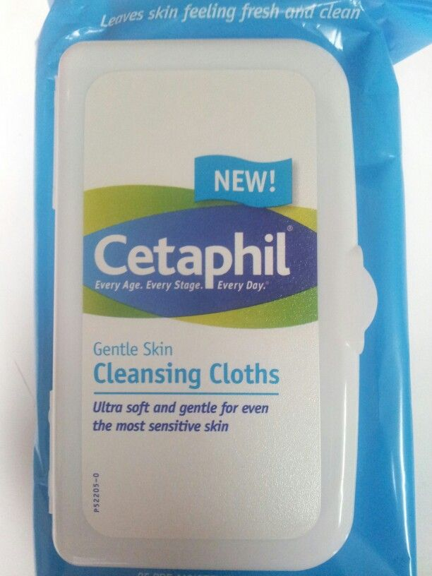 Cetaphil cleansing cloths are brilliant!  I have used the gentle cleanser exclusively on my face forever.  These feel wonderful on your skin and are a great option for trave, the gym, the beach...