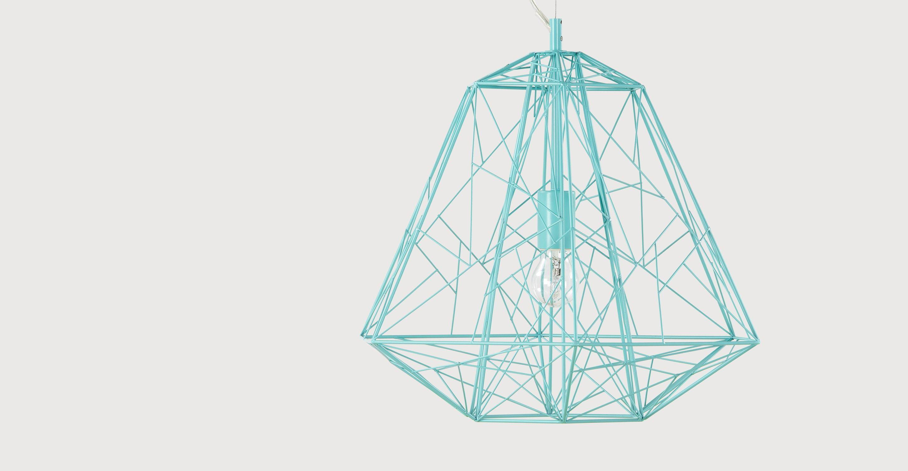 Hive Une Suspension Turquoise Avec Images Suspension Luminaire Deco Luminaire Luminaire