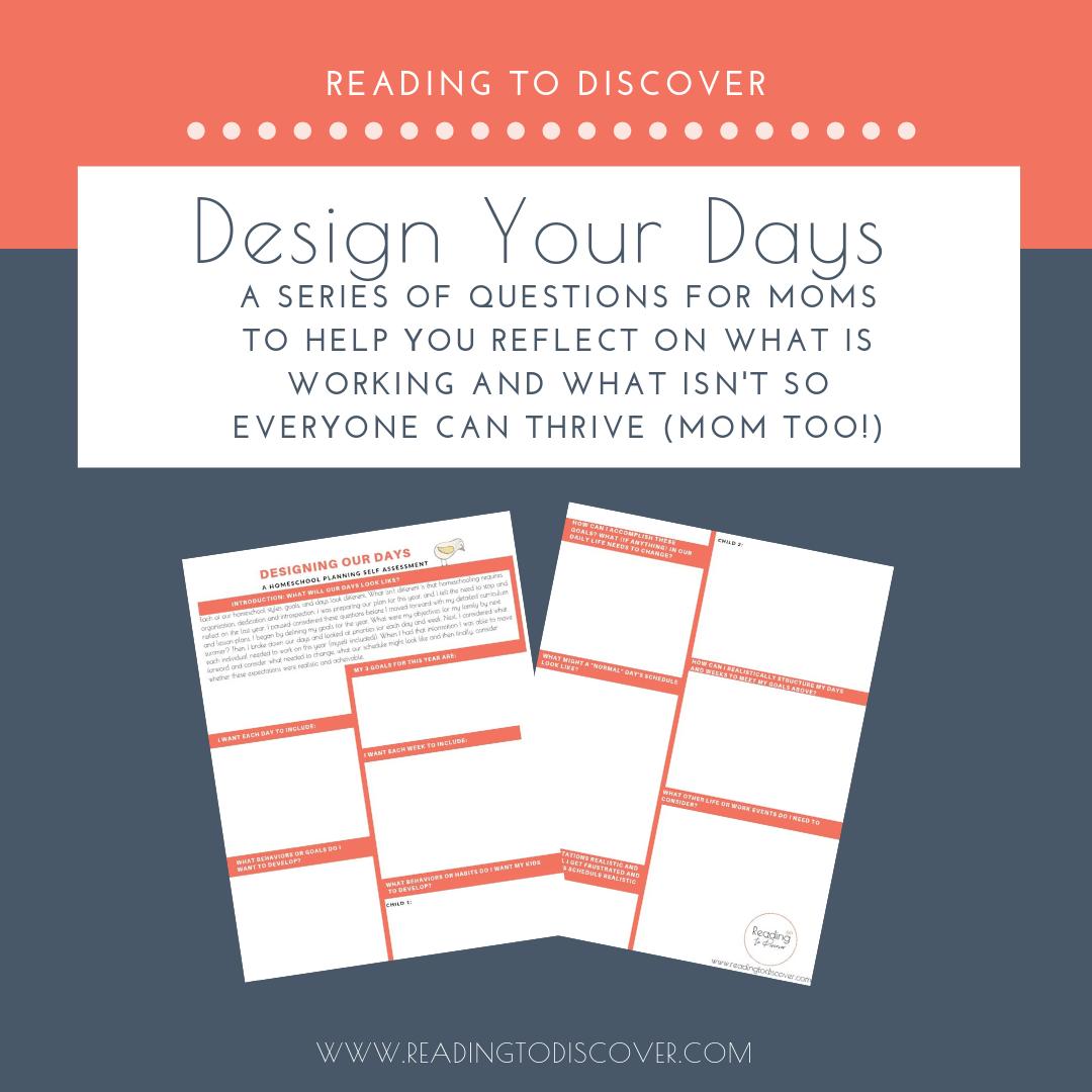 Design Your Days