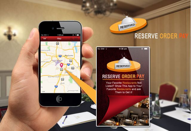 Reserveorderpay Refines The List Of Nearby Restaurants As Per Your Physical Location You Just Need To Make A Booking And Reservation Will Be