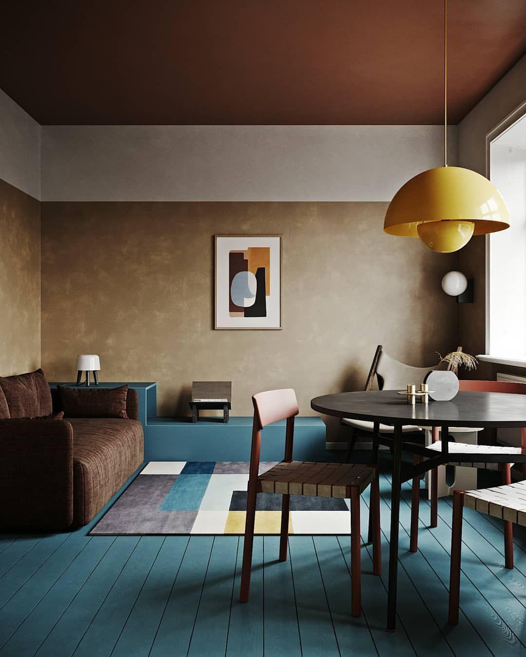 "3d Room Interior Design: 3d Visualizer 在 Instagram 上发布:""The Second View"