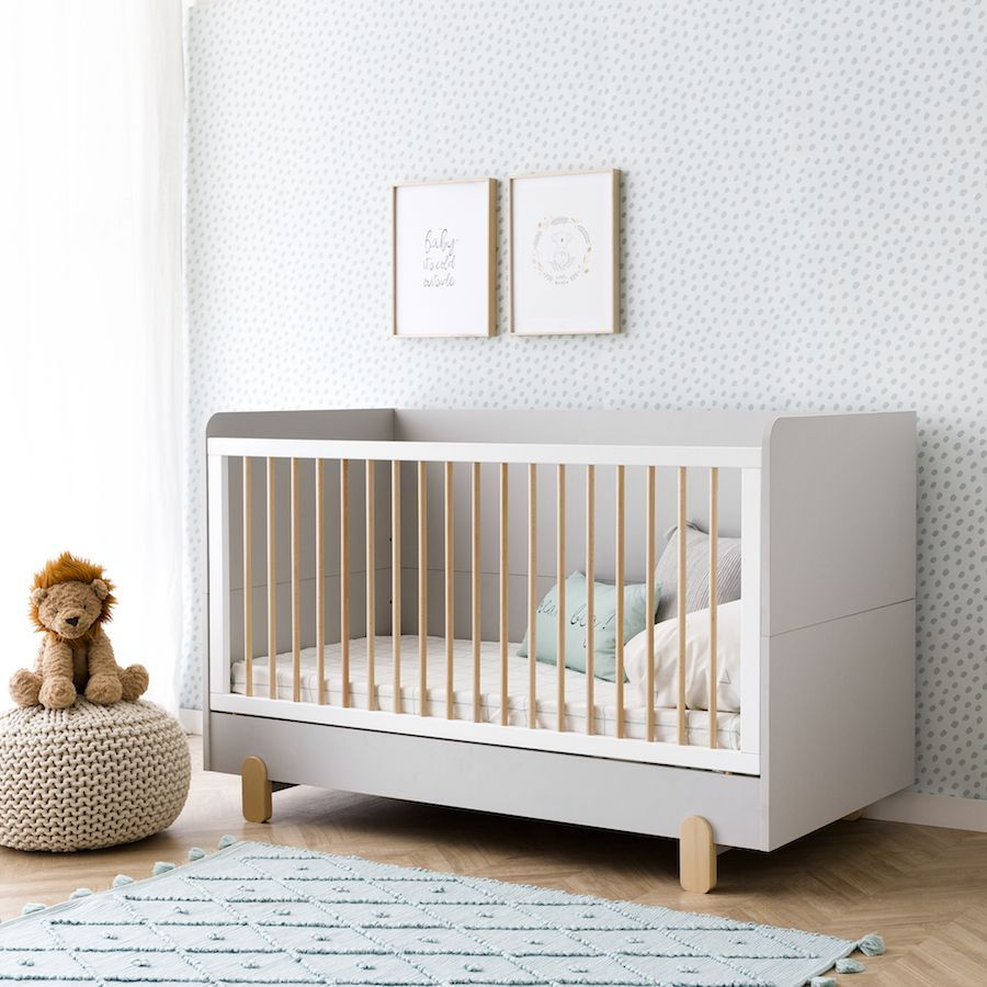 Tale Cuna Convertible Cama Cunas Para Bebes Muebles Para Bebe Cuna Convertible En Cama