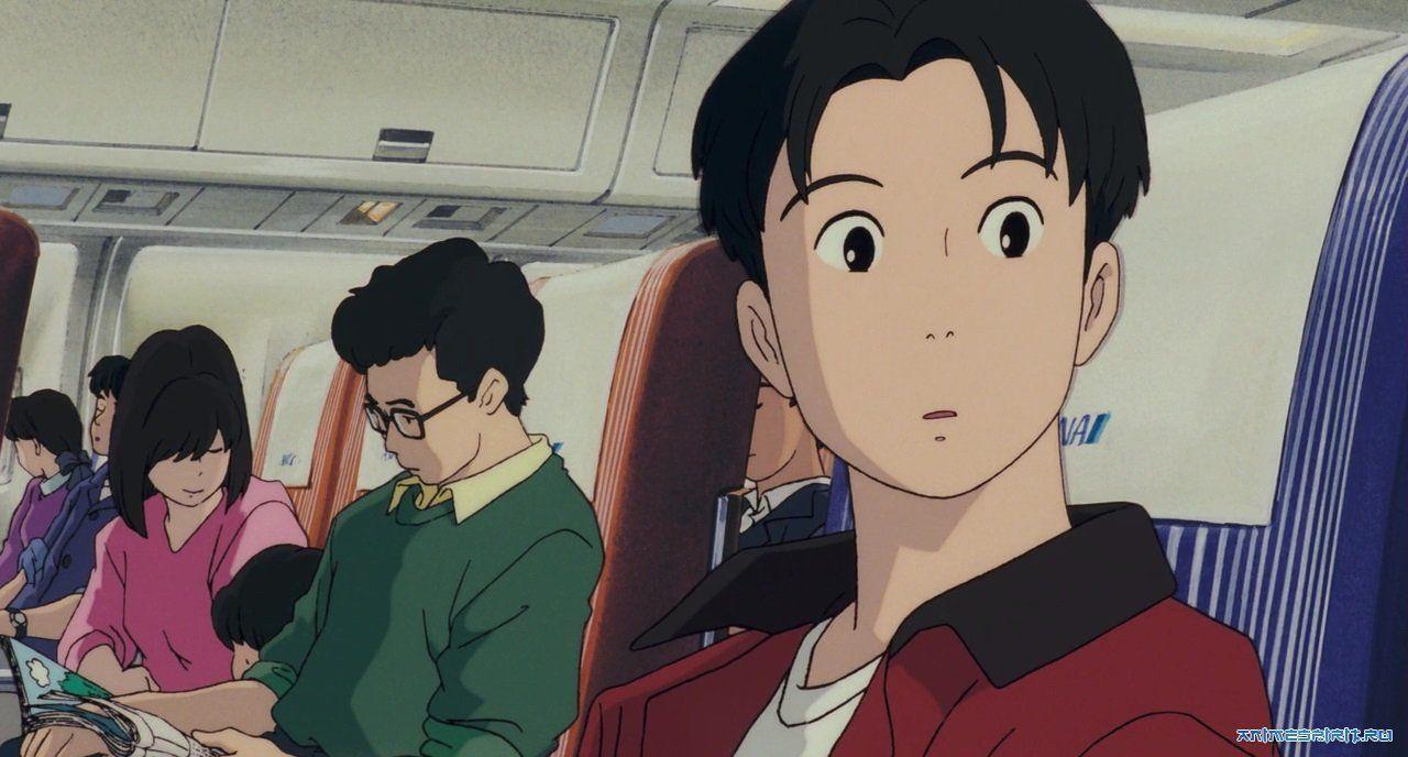 99MILK Photo 海がきこえる, イラスト, 昔 アニメ