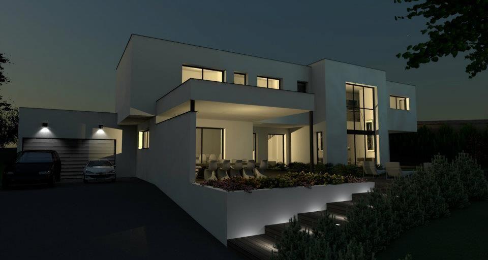 Super Maison contemporaine | ARCHI | Pinterest | Maisons contemporaines  NY52