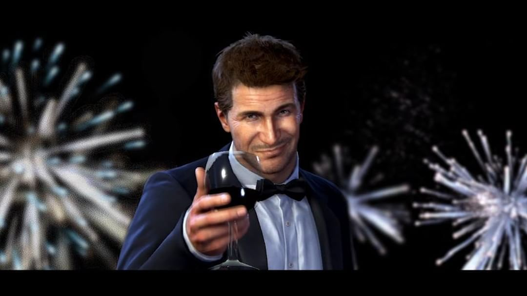Image result for nathan drake cheers
