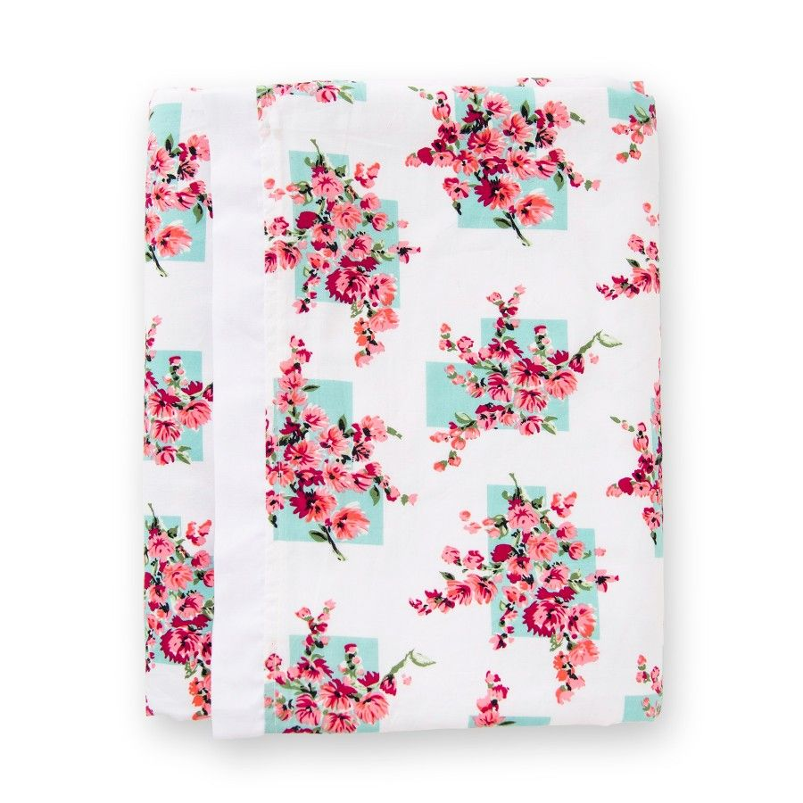Coral Bay Tablecloth - Large