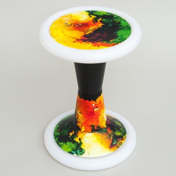 SH2 Blots | Sporthocker | SALZIG #salzig #sporthocker #cool #stool #blots #design #sport