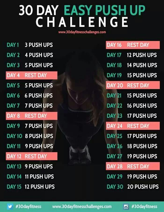 68902d0be9faa 30-Day Easy Push-Up Challenge