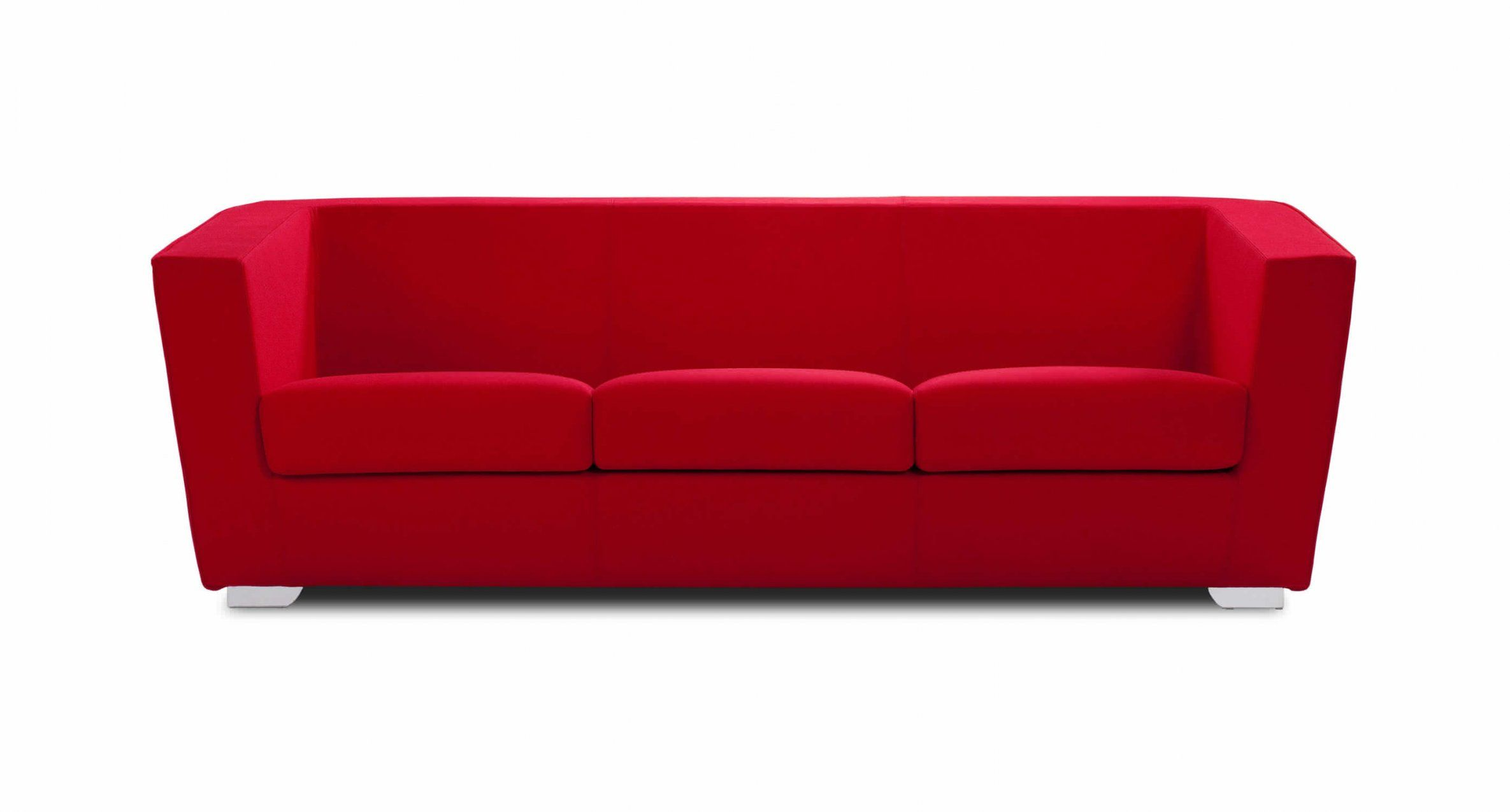 Pin by Sofacouchs on Bedroom Sofa | Contemporary sofa, Sofa, Red sofa