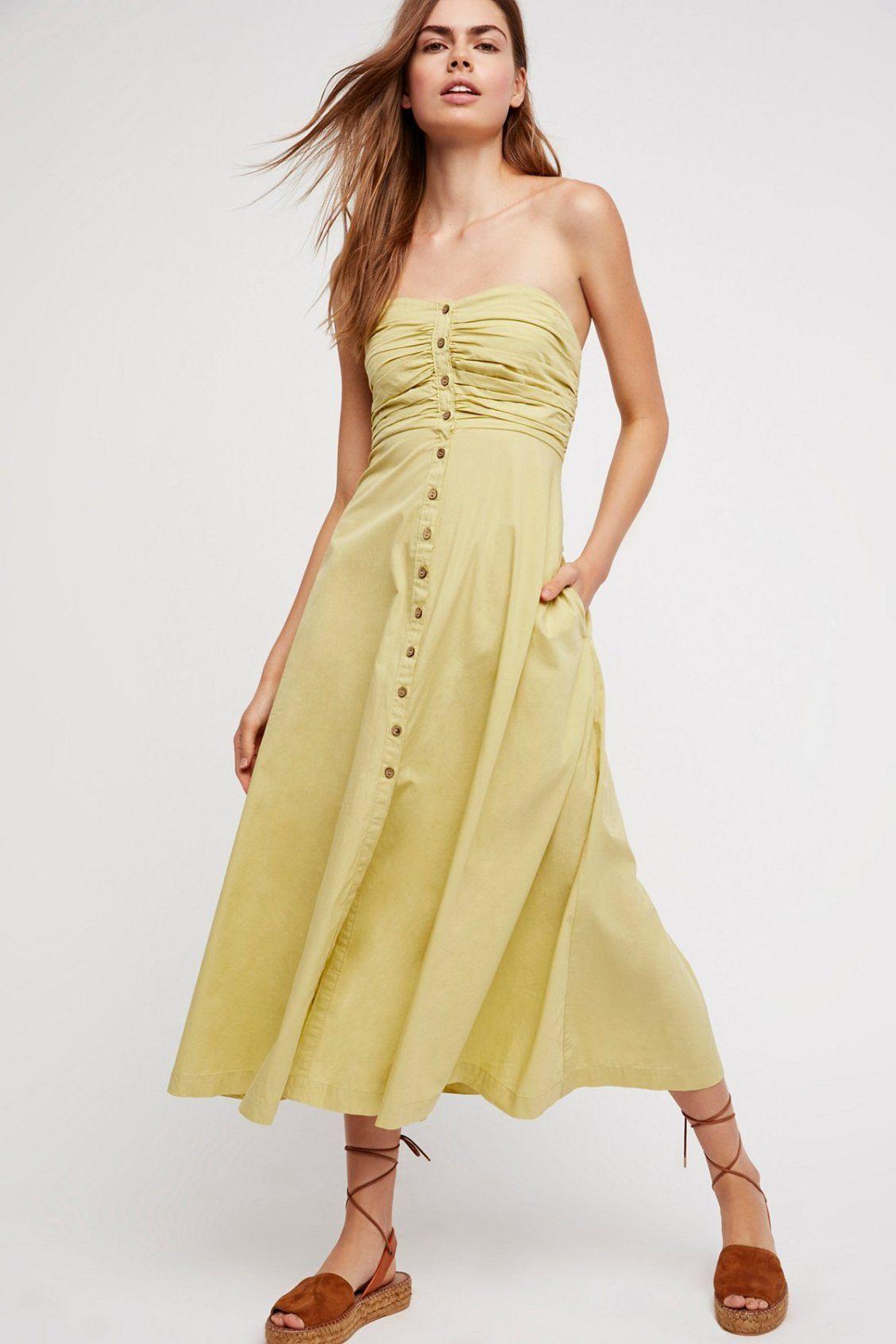 The Isha Tube Midi Dress Tube Midi Dress Fashion Feminine Dresses [ 1692 x 1128 Pixel ]