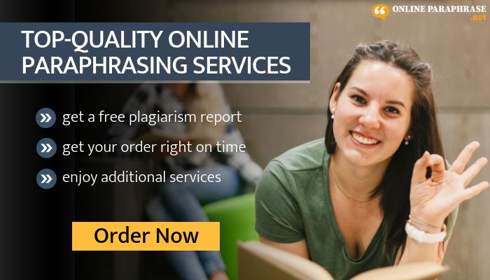 Paraphrase Text Online For Me Service Paraphrasing Free