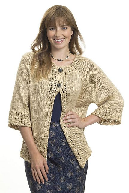 Ravelry: Toggle Jacket pattern by Lisa Gentry (With images ...
