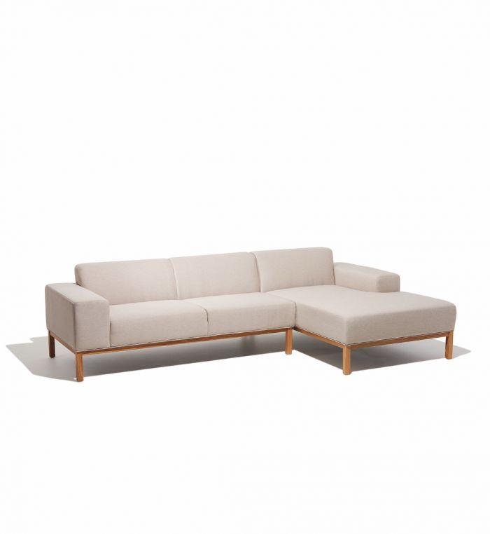 Tremendous Stratos Sofa Right Chaise Ffe Curators House Sofa Ibusinesslaw Wood Chair Design Ideas Ibusinesslaworg