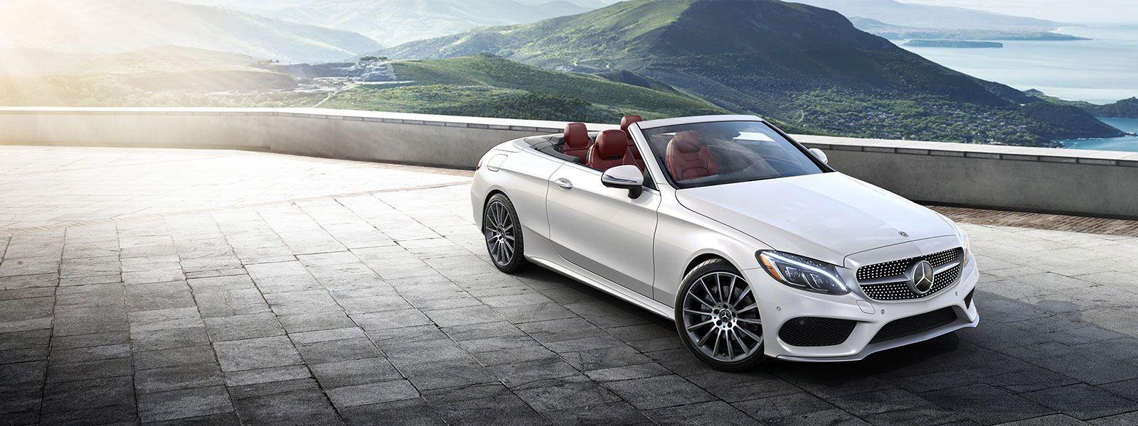 Explore The C Class Luxury Performance Cabriolet S Design