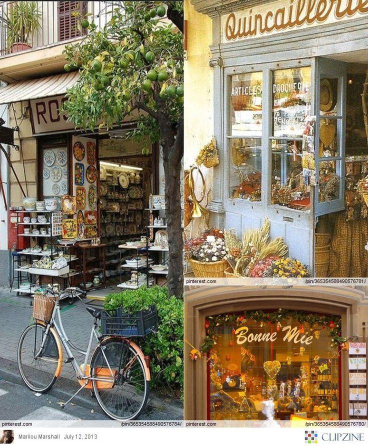Quaint Shops Cafes Storefronts Quaint Storefront Signage Cafe