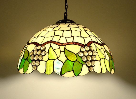 Stained Glass Hanging Lamp.Ceiling Lamp Ceiling Light Pendant Lamp Hanging Lamp