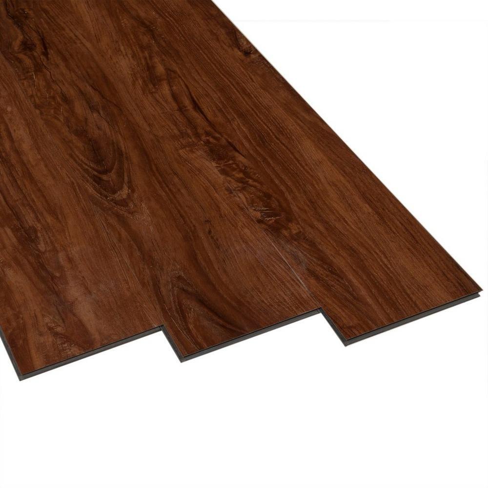 Casa moderna luxury vinyl flooring gurus floor for Casa moderna black walnut luxury vinyl plank