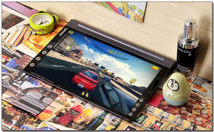 눈부신 화질과 사운드 선사하는 고성능 태블릿PC, 레노버 YOGA Tab 3 Plus :: 다나와 DPG