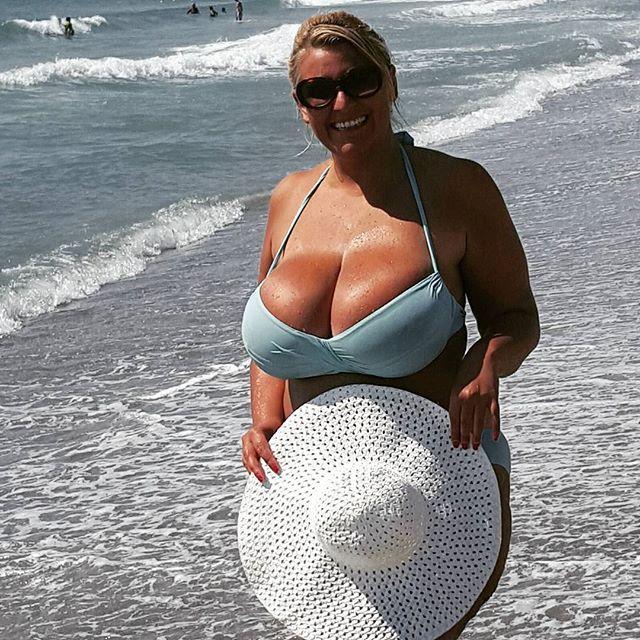 just big old tits