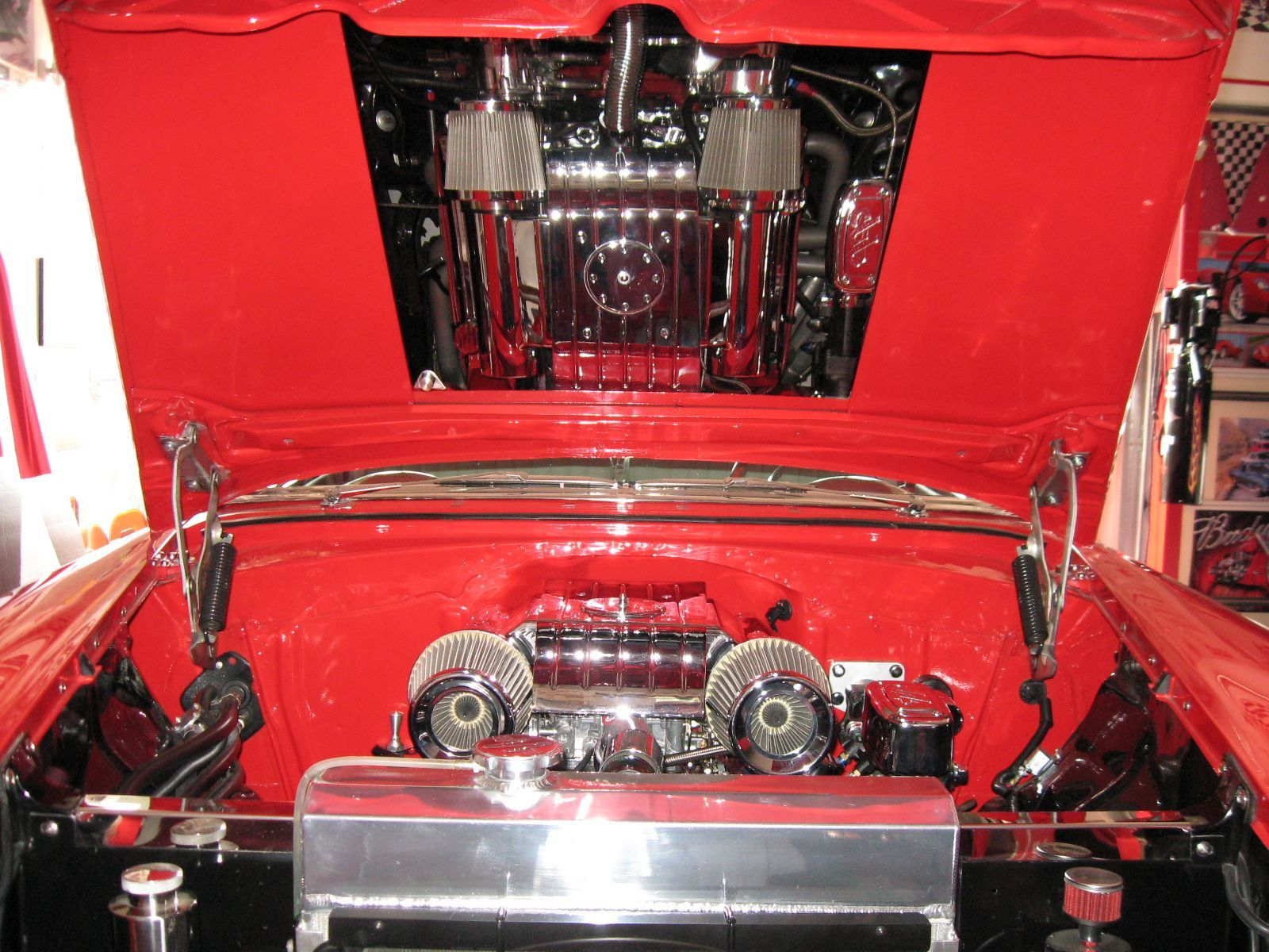 Blueprint engines customer gary waugh has this beautiful summer blueprint engines customer gary waugh has this beautiful summer ready 1956 chevy surf wagon installed under the hood is our very own bp3834ct1 malvernweather Choice Image
