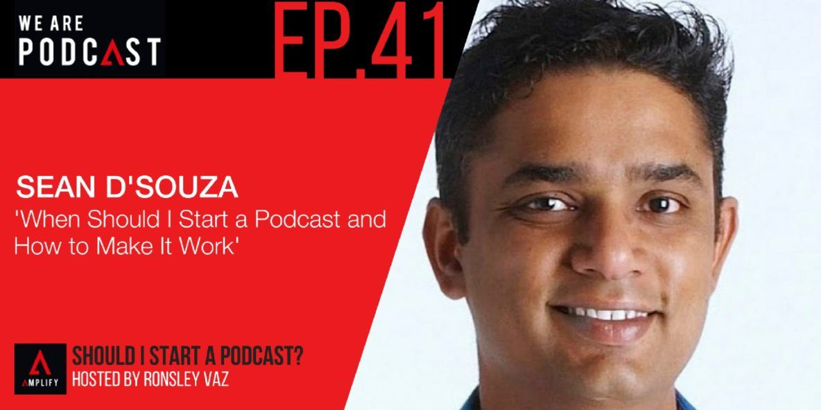 Podcast networking: Making money out of your goals