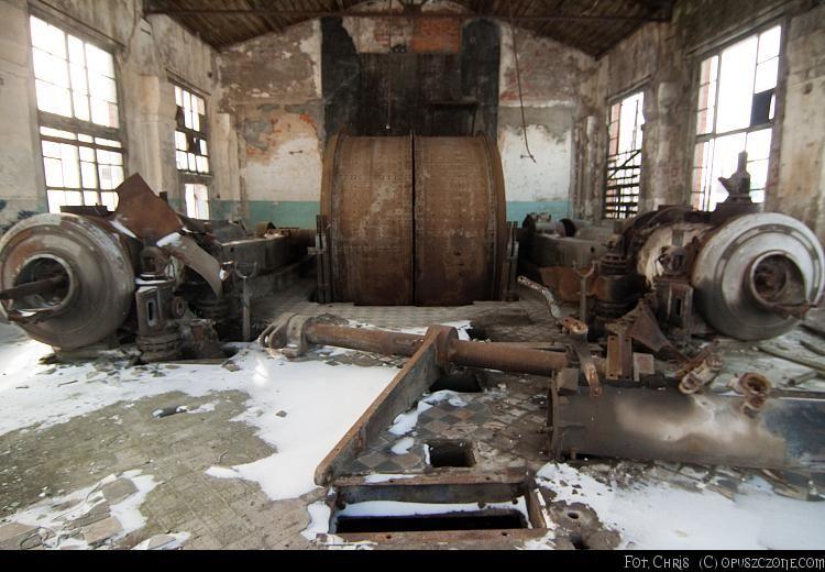 former salt mine