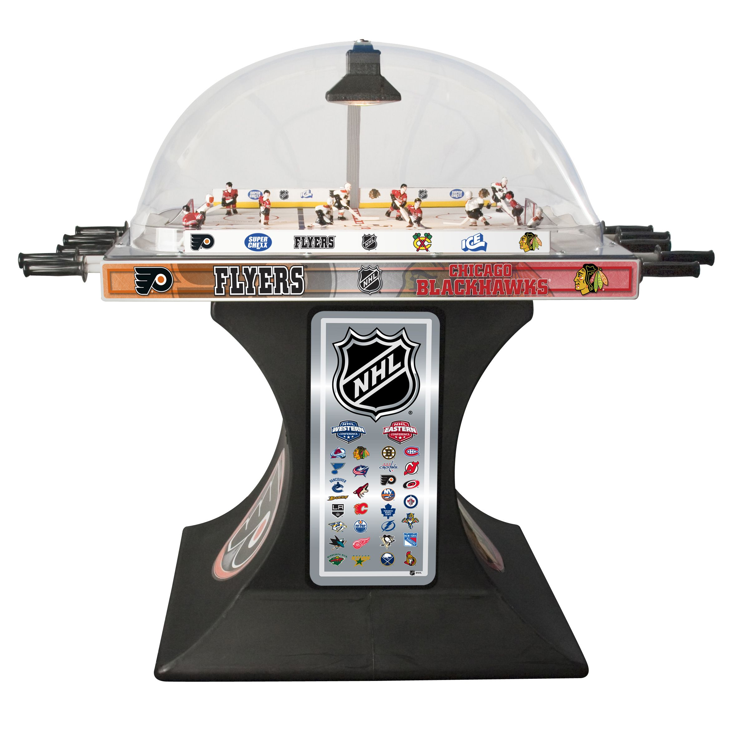 I have always wanted a Super Chexx dome hockey game for my